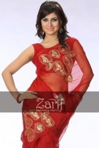 Jamdani shari